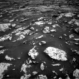 Nasa's Mars rover Curiosity acquired this image using its Right Navigation Camera on Sol 3045, at drive 2848, site number 86