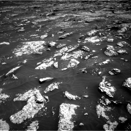 Nasa's Mars rover Curiosity acquired this image using its Right Navigation Camera on Sol 3045, at drive 2854, site number 86