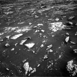 Nasa's Mars rover Curiosity acquired this image using its Right Navigation Camera on Sol 3045, at drive 2872, site number 86
