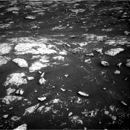 Nasa's Mars rover Curiosity acquired this image using its Right Navigation Camera on Sol 3045, at drive 2890, site number 86