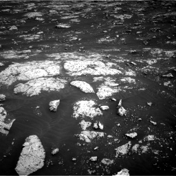 Nasa's Mars rover Curiosity acquired this image using its Right Navigation Camera on Sol 3045, at drive 2896, site number 86