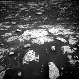 Nasa's Mars rover Curiosity acquired this image using its Right Navigation Camera on Sol 3045, at drive 2902, site number 86