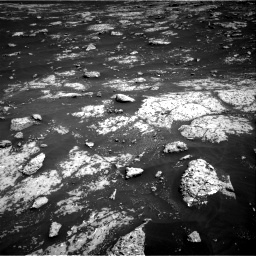 Nasa's Mars rover Curiosity acquired this image using its Right Navigation Camera on Sol 3045, at drive 2908, site number 86