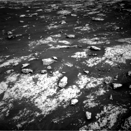 Nasa's Mars rover Curiosity acquired this image using its Right Navigation Camera on Sol 3045, at drive 2914, site number 86