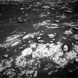 Nasa's Mars rover Curiosity acquired this image using its Right Navigation Camera on Sol 3045, at drive 2920, site number 86