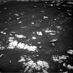 Nasa's Mars rover Curiosity acquired this image using its Right Navigation Camera on Sol 3045, at drive 2950, site number 86