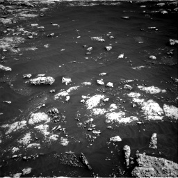 Nasa's Mars rover Curiosity acquired this image using its Right Navigation Camera on Sol 3045, at drive 2962, site number 86