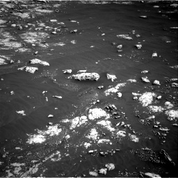 Nasa's Mars rover Curiosity acquired this image using its Right Navigation Camera on Sol 3045, at drive 2968, site number 86