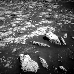 Nasa's Mars rover Curiosity acquired this image using its Right Navigation Camera on Sol 3045, at drive 2998, site number 86