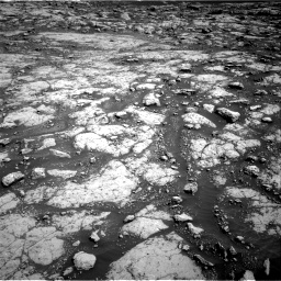 Nasa's Mars rover Curiosity acquired this image using its Right Navigation Camera on Sol 3045, at drive 3022, site number 86