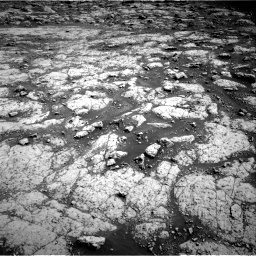 Nasa's Mars rover Curiosity acquired this image using its Right Navigation Camera on Sol 3045, at drive 3046, site number 86