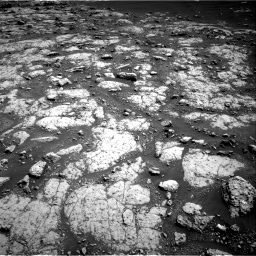 Nasa's Mars rover Curiosity acquired this image using its Right Navigation Camera on Sol 3045, at drive 3052, site number 86