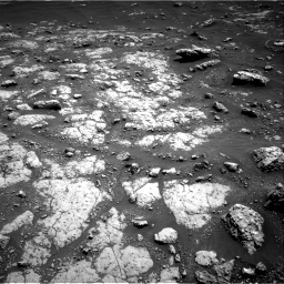 Nasa's Mars rover Curiosity acquired this image using its Right Navigation Camera on Sol 3045, at drive 3070, site number 86