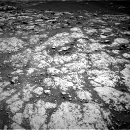 Nasa's Mars rover Curiosity acquired this image using its Right Navigation Camera on Sol 3045, at drive 3100, site number 86