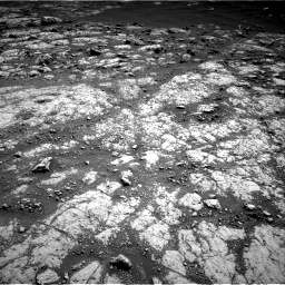 Nasa's Mars rover Curiosity acquired this image using its Right Navigation Camera on Sol 3045, at drive 3106, site number 86