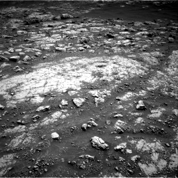 Nasa's Mars rover Curiosity acquired this image using its Right Navigation Camera on Sol 3045, at drive 3118, site number 86