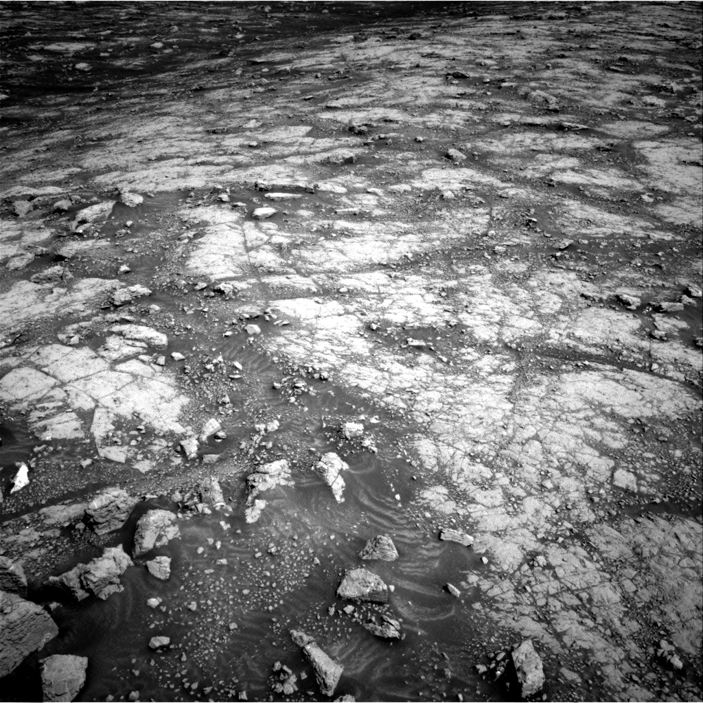 Nasa's Mars rover Curiosity acquired this image using its Right Navigation Camera on Sol 3045, at drive 3124, site number 86