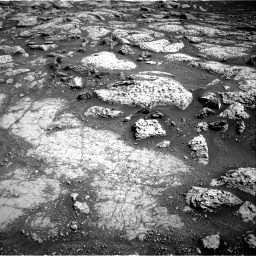 Nasa's Mars rover Curiosity acquired this image using its Right Navigation Camera on Sol 3045, at drive 3170, site number 86