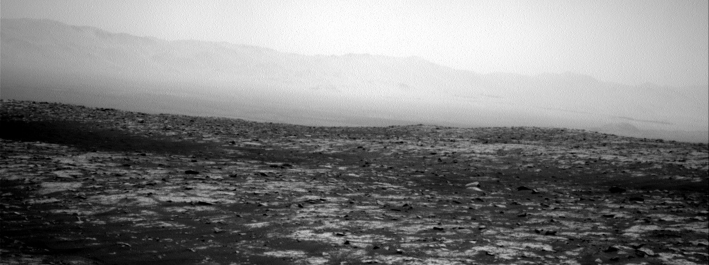 Nasa's Mars rover Curiosity acquired this image using its Right Navigation Camera on Sol 3046, at drive 0, site number 87