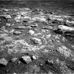 Nasa's Mars rover Curiosity acquired this image using its Left Navigation Camera on Sol 3047, at drive 42, site number 87
