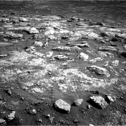 Nasa's Mars rover Curiosity acquired this image using its Left Navigation Camera on Sol 3047, at drive 48, site number 87