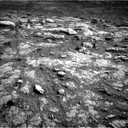 Nasa's Mars rover Curiosity acquired this image using its Left Navigation Camera on Sol 3047, at drive 60, site number 87