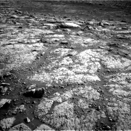 Nasa's Mars rover Curiosity acquired this image using its Left Navigation Camera on Sol 3047, at drive 84, site number 87