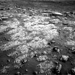 Nasa's Mars rover Curiosity acquired this image using its Left Navigation Camera on Sol 3047, at drive 96, site number 87