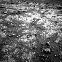 Nasa's Mars rover Curiosity acquired this image using its Left Navigation Camera on Sol 3047, at drive 108, site number 87