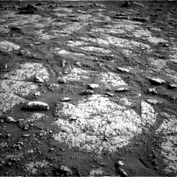Nasa's Mars rover Curiosity acquired this image using its Left Navigation Camera on Sol 3047, at drive 378, site number 87
