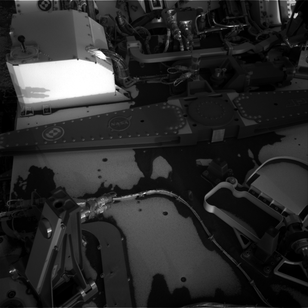 Nasa's Mars rover Curiosity acquired this image using its Right Navigation Camera on Sol 3047, at drive 0, site number 87