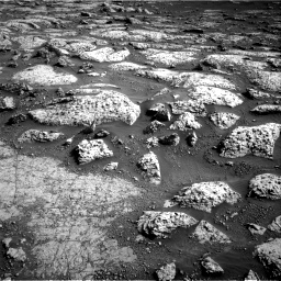 Nasa's Mars rover Curiosity acquired this image using its Right Navigation Camera on Sol 3047, at drive 6, site number 87