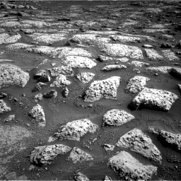 Nasa's Mars rover Curiosity acquired this image using its Right Navigation Camera on Sol 3047, at drive 12, site number 87