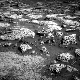 Nasa's Mars rover Curiosity acquired this image using its Right Navigation Camera on Sol 3047, at drive 18, site number 87