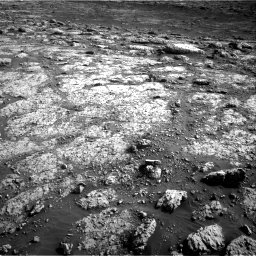 Nasa's Mars rover Curiosity acquired this image using its Right Navigation Camera on Sol 3047, at drive 96, site number 87