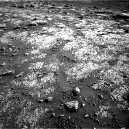 Nasa's Mars rover Curiosity acquired this image using its Right Navigation Camera on Sol 3047, at drive 108, site number 87