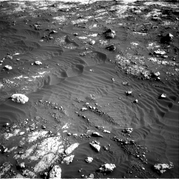 Nasa's Mars rover Curiosity acquired this image using its Right Navigation Camera on Sol 3047, at drive 150, site number 87