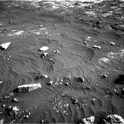 Nasa's Mars rover Curiosity acquired this image using its Right Navigation Camera on Sol 3047, at drive 168, site number 87