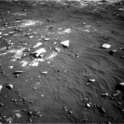 Nasa's Mars rover Curiosity acquired this image using its Right Navigation Camera on Sol 3047, at drive 180, site number 87
