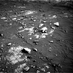 Nasa's Mars rover Curiosity acquired this image using its Right Navigation Camera on Sol 3047, at drive 186, site number 87