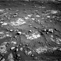 Nasa's Mars rover Curiosity acquired this image using its Right Navigation Camera on Sol 3047, at drive 204, site number 87