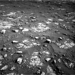 Nasa's Mars rover Curiosity acquired this image using its Right Navigation Camera on Sol 3047, at drive 210, site number 87