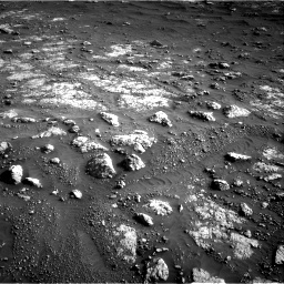 Nasa's Mars rover Curiosity acquired this image using its Right Navigation Camera on Sol 3047, at drive 222, site number 87