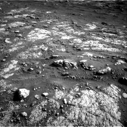 Nasa's Mars rover Curiosity acquired this image using its Right Navigation Camera on Sol 3047, at drive 240, site number 87