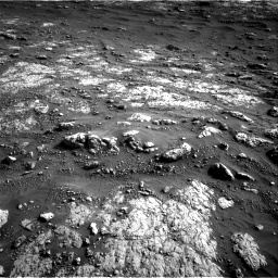 Nasa's Mars rover Curiosity acquired this image using its Right Navigation Camera on Sol 3047, at drive 252, site number 87