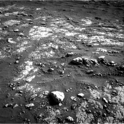 Nasa's Mars rover Curiosity acquired this image using its Right Navigation Camera on Sol 3047, at drive 258, site number 87