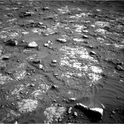 Nasa's Mars rover Curiosity acquired this image using its Right Navigation Camera on Sol 3047, at drive 288, site number 87