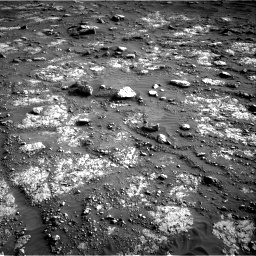 Nasa's Mars rover Curiosity acquired this image using its Right Navigation Camera on Sol 3047, at drive 294, site number 87