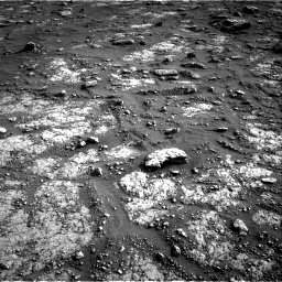Nasa's Mars rover Curiosity acquired this image using its Right Navigation Camera on Sol 3047, at drive 318, site number 87