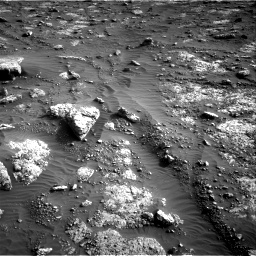 Nasa's Mars rover Curiosity acquired this image using its Right Navigation Camera on Sol 3047, at drive 336, site number 87